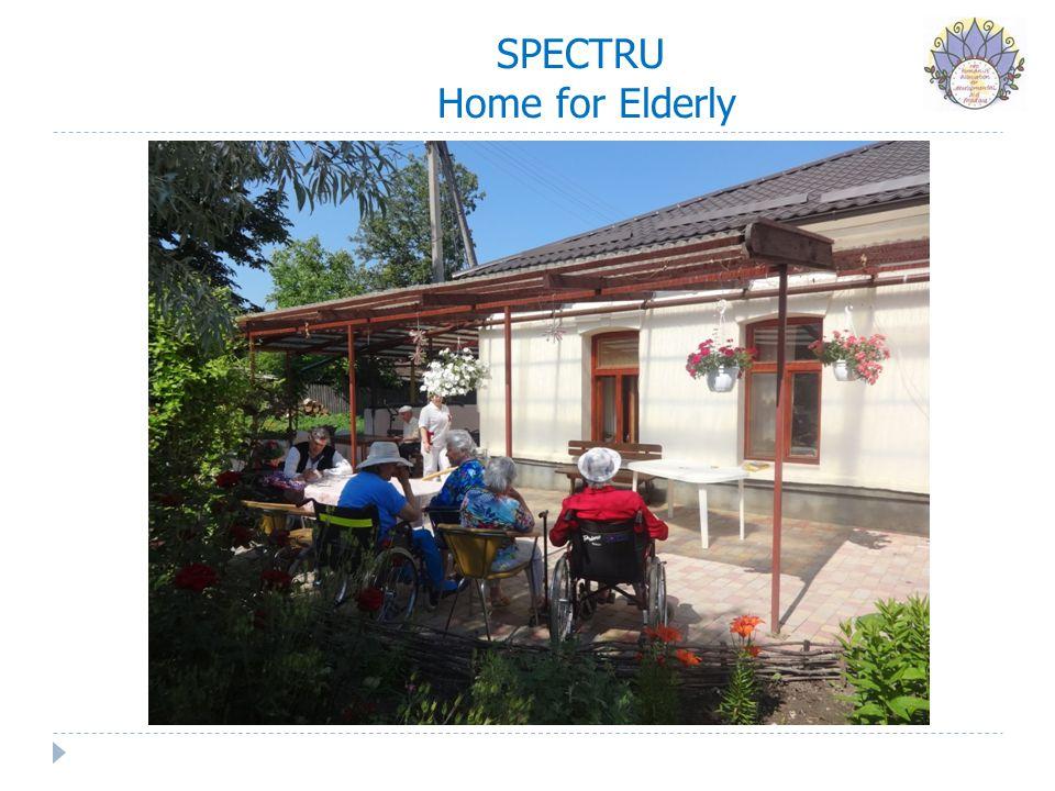 SPECTRU Home for Elderly