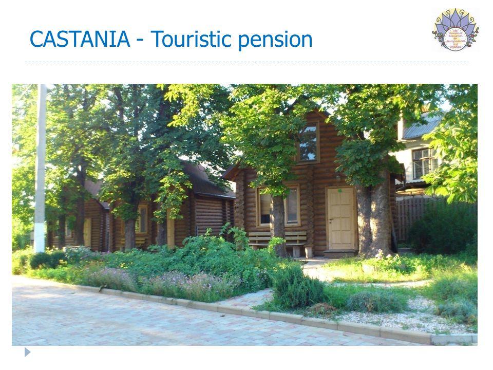 CASTANIA - Touristic pension