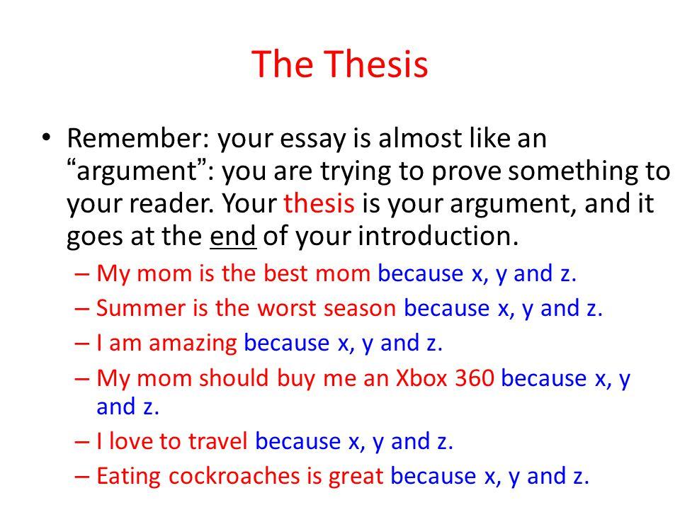 Background (Summary of Problem) Ex.