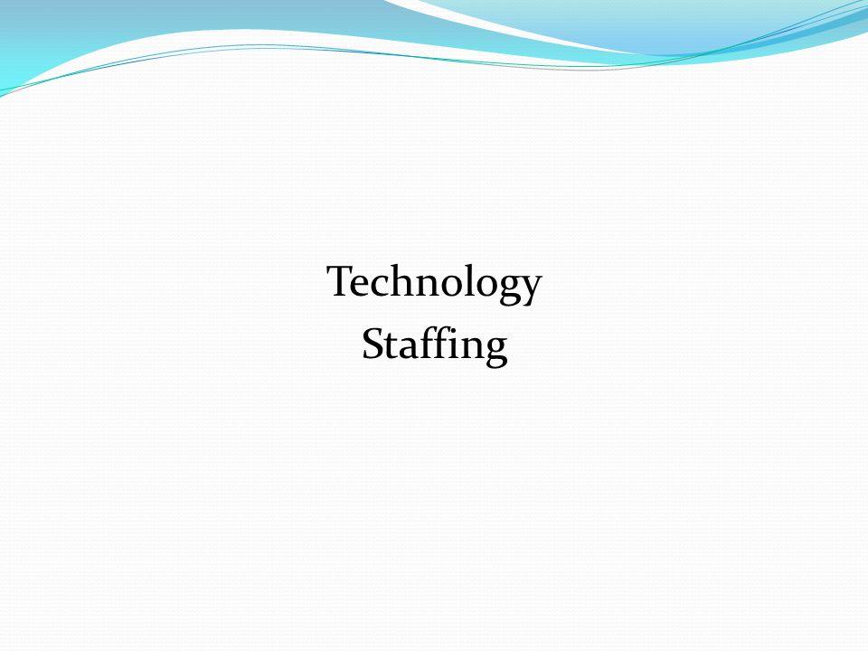 Technology Staffing