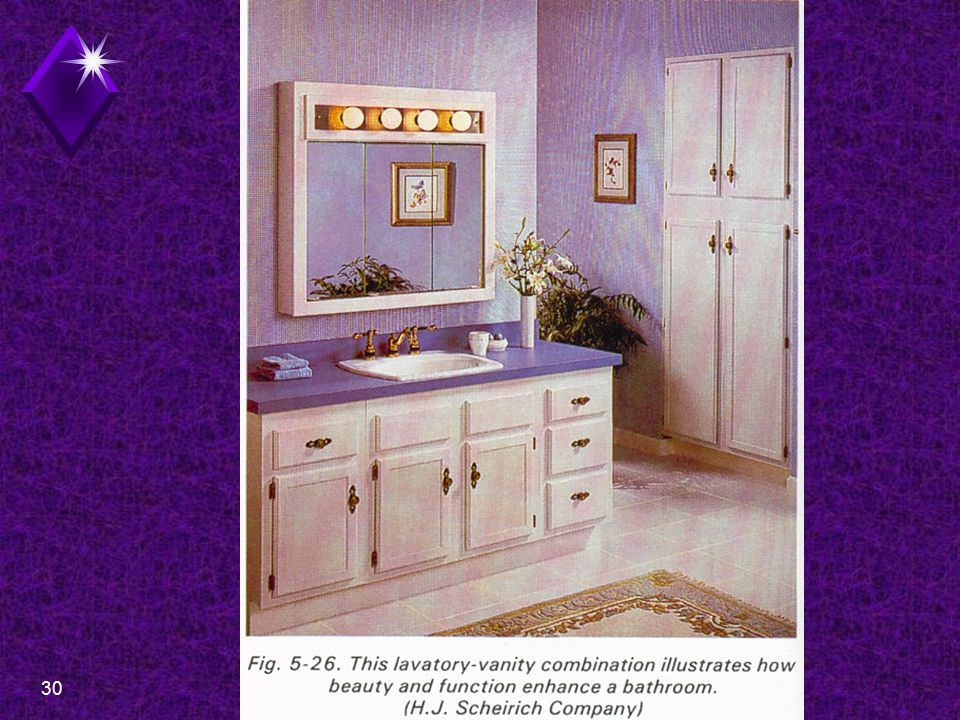 30EDT 300 - Floor Plan Design- Bathrooms