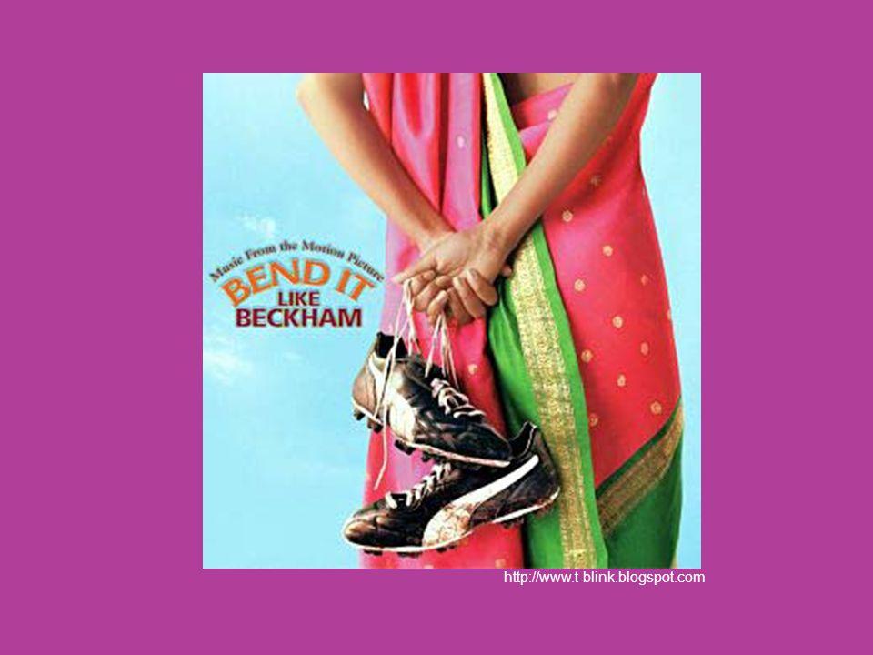 Bend It Like Beckham Bending the ball Gender-bending