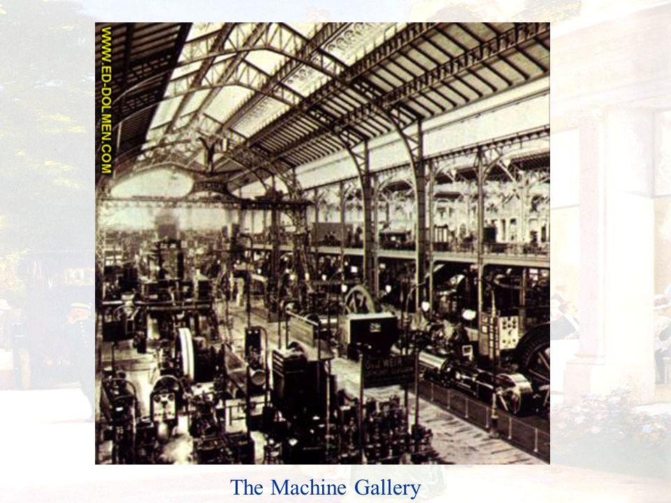 The Machine Gallery