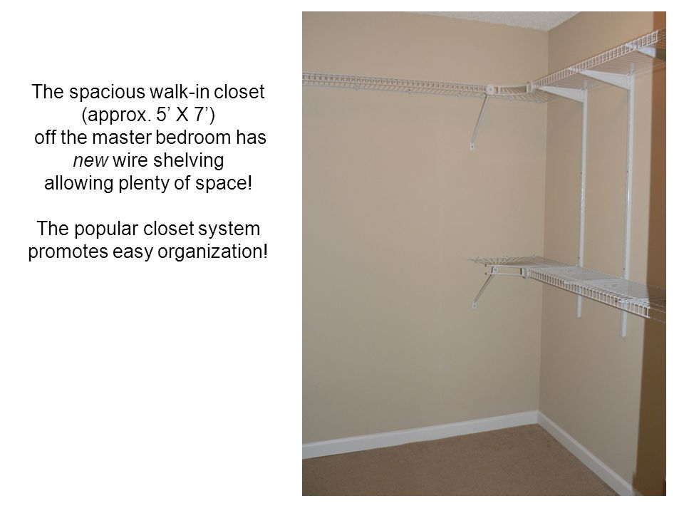 The spacious walk-in closet (approx.