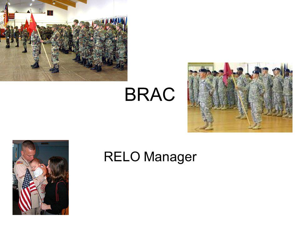 BRAC RELO Manager