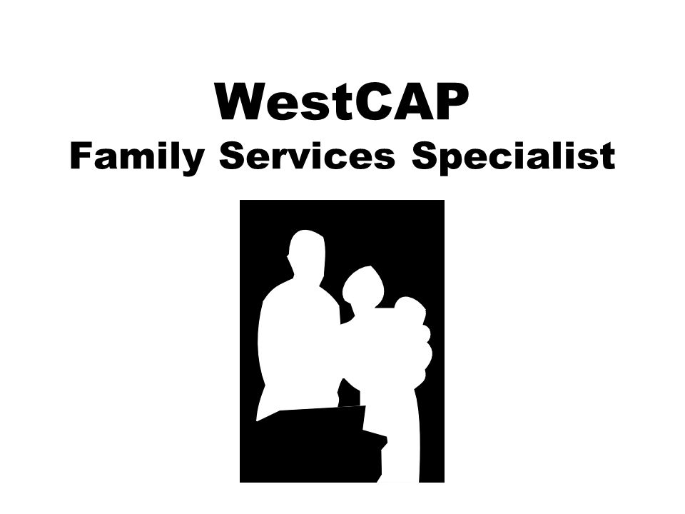 WestCAP Family Services Specialist