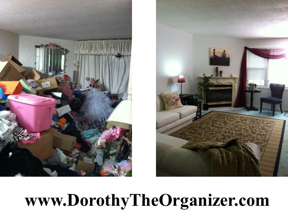 www.DorothyTheOrganizer.com