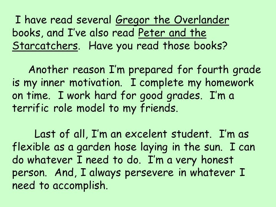 I have read several Gregor the Overlander books, and I've also read Peter and the Starcatchers.