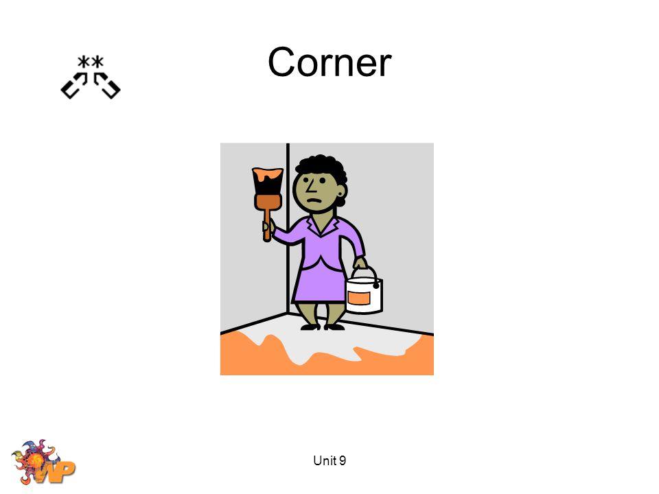 Corner Unit 9