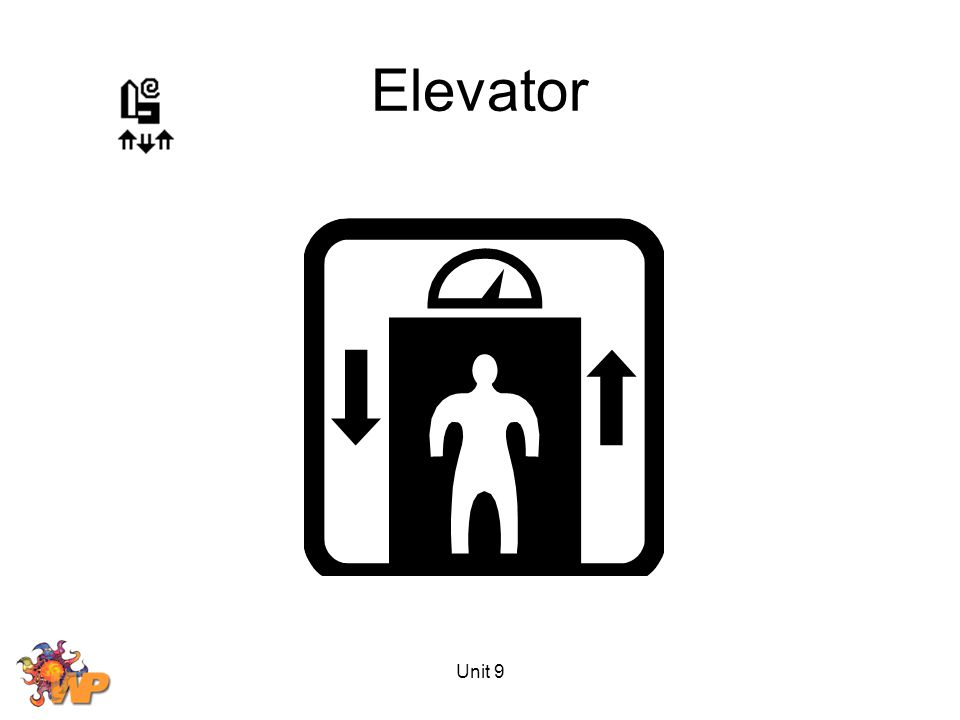 Unit 9 Elevator