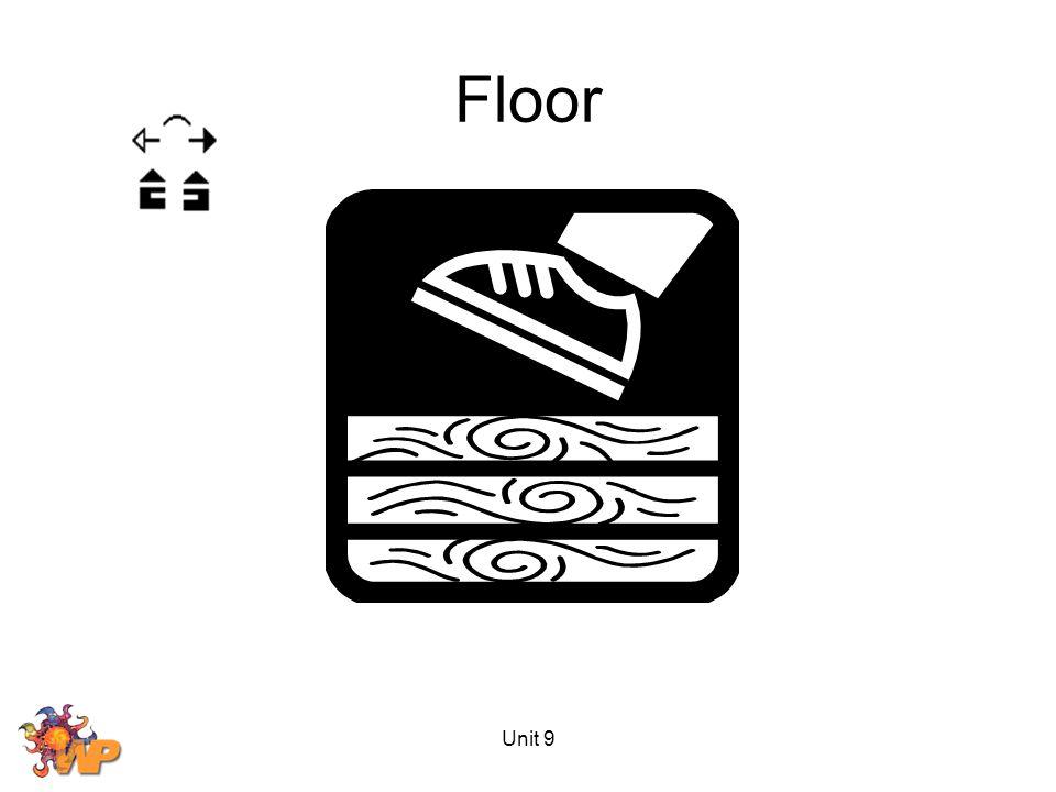 Unit 9 Floor