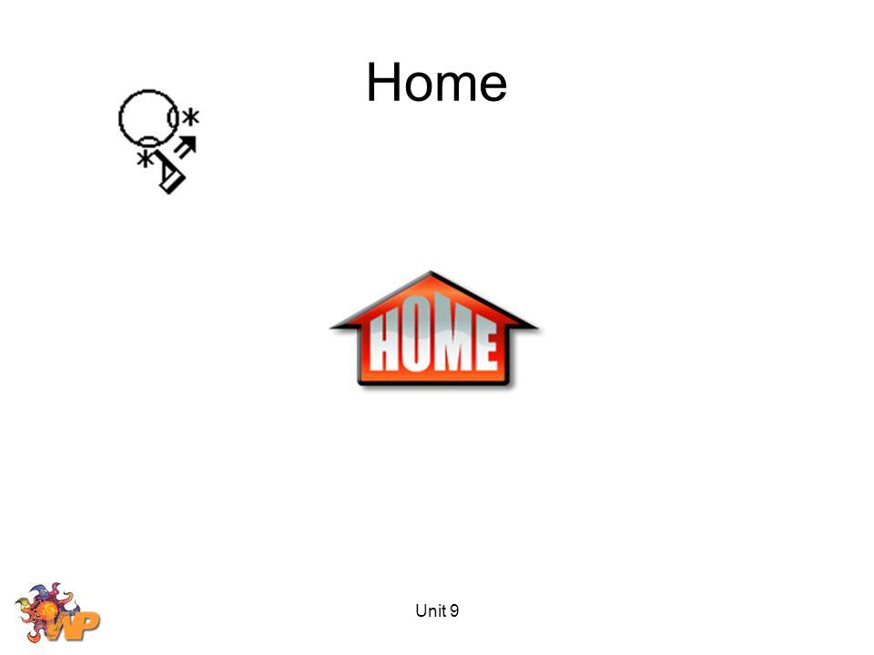 Unit 9 Home