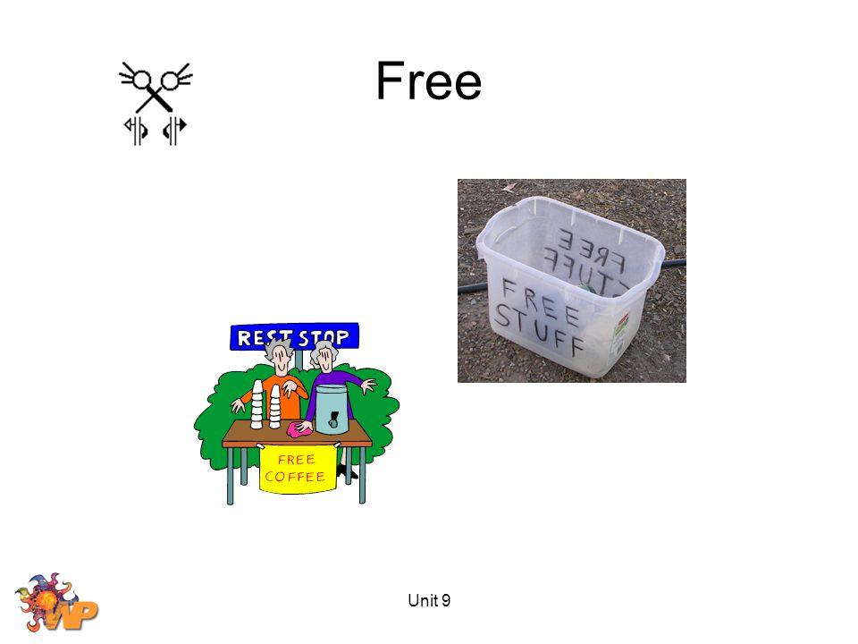 Unit 9 Free
