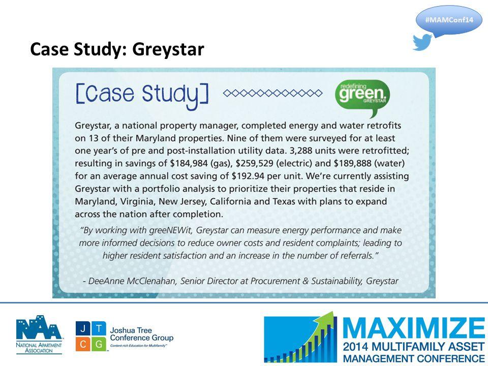 #MAMConf14 Case Study: Greystar