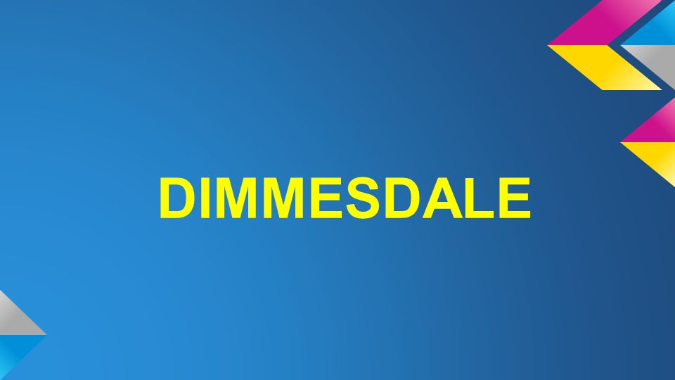 DIMMESDALE