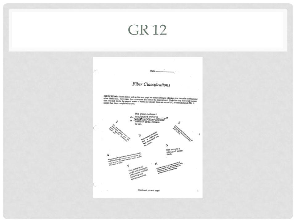 GR 12