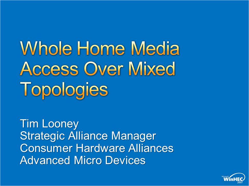 WiMedia Compliant MAC WiMedia Compliant PHY IP BulkIsoch Non-IP (isoch) IP (packet-based) Non-IP IP other UWB IP over BT over WiMedia IP over 1394 over WiMedia IP over other UWBUSBP-to-P Device Classes BTProfiles 1394 Isoch Protocols Wireless USBBluetooth IP Other UWB MAC/PHY IEEE1394 (FireWire) Radio convergence, protocol divergence IP IP over WiMedia (WiNet)