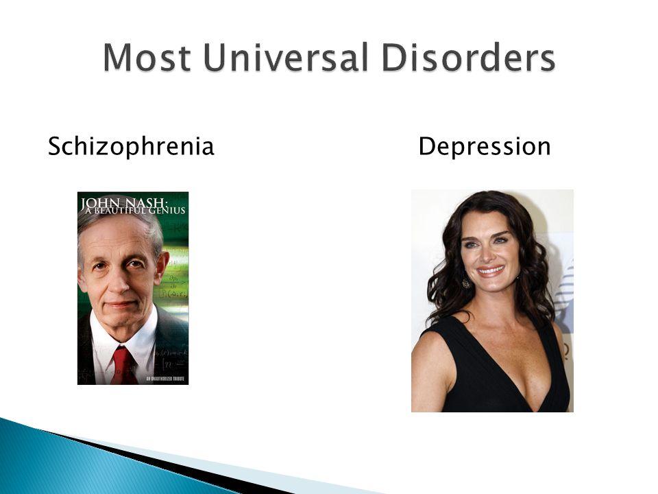 Schizophrenia Depression