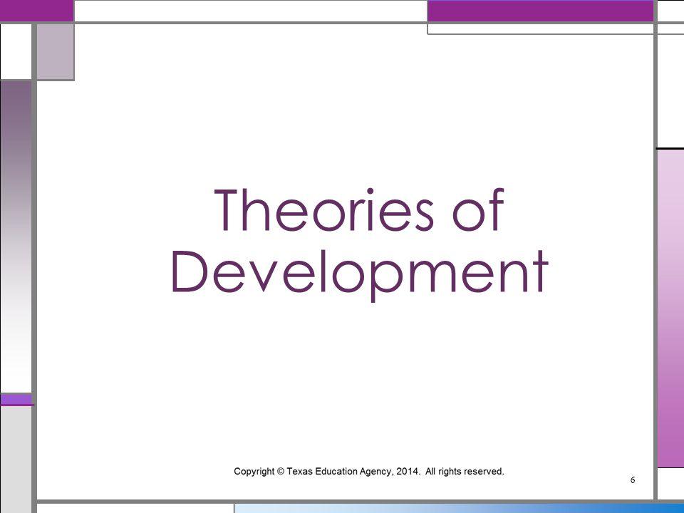 Theories of Development 6
