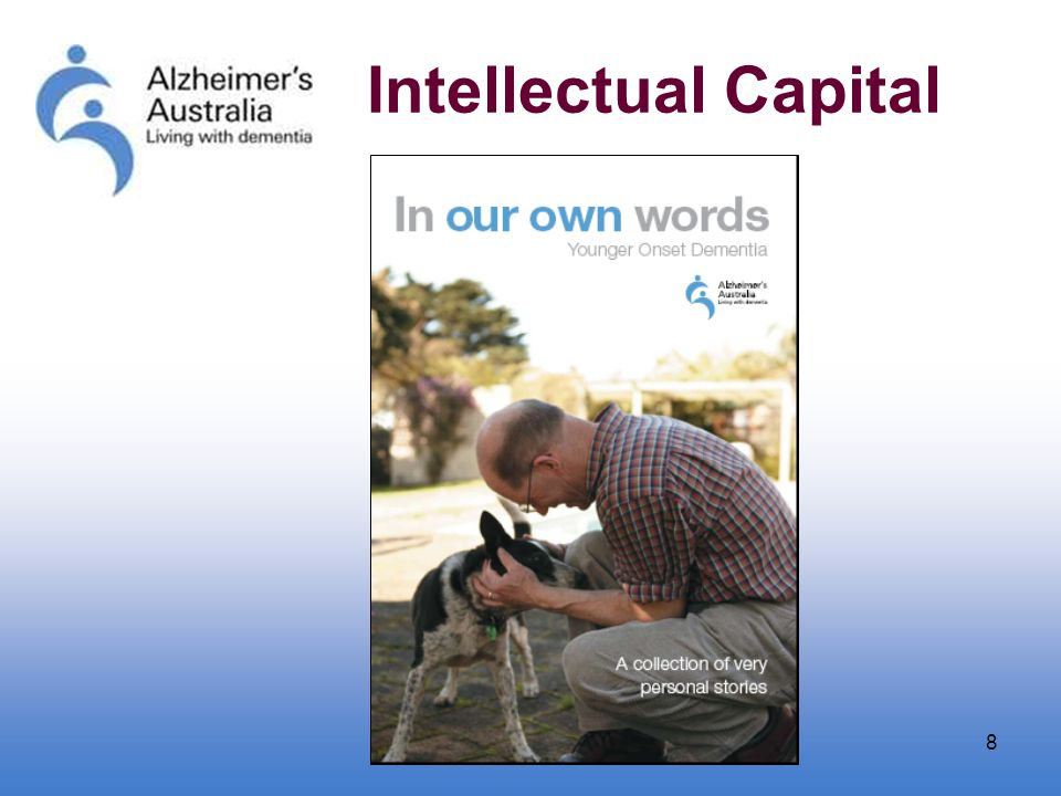 January 20068 Intellectual Capital