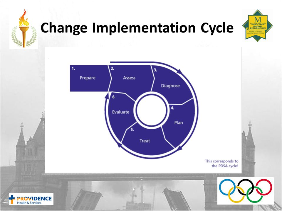 Change Implementation Cycle