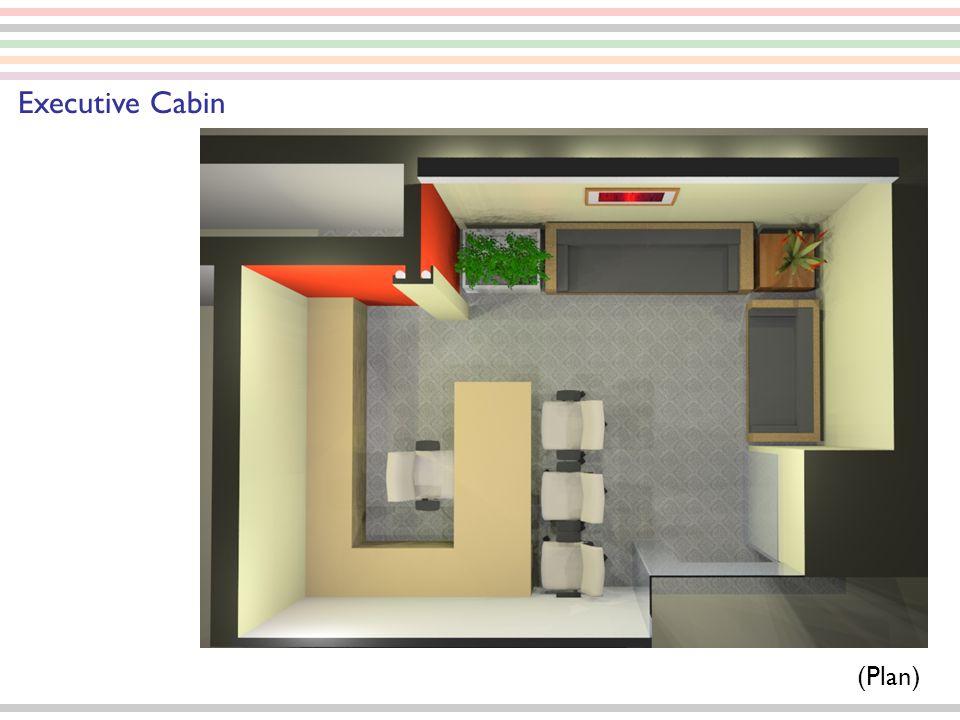 (Plan) Executive Cabin