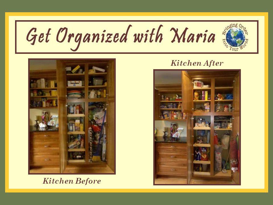 Kitchen Before Kitchen After