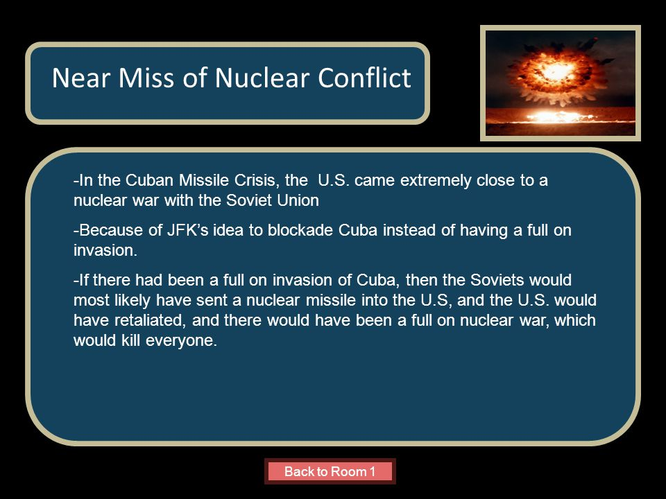 Name of Museum -After JFK and Khrushchev came to an agreement, the Soviets withdrew their missiles from Cuba.