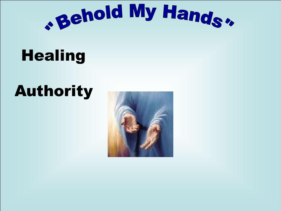 Healing Authority