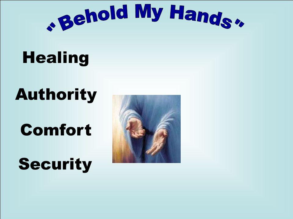 Healing Comfort Authority Security