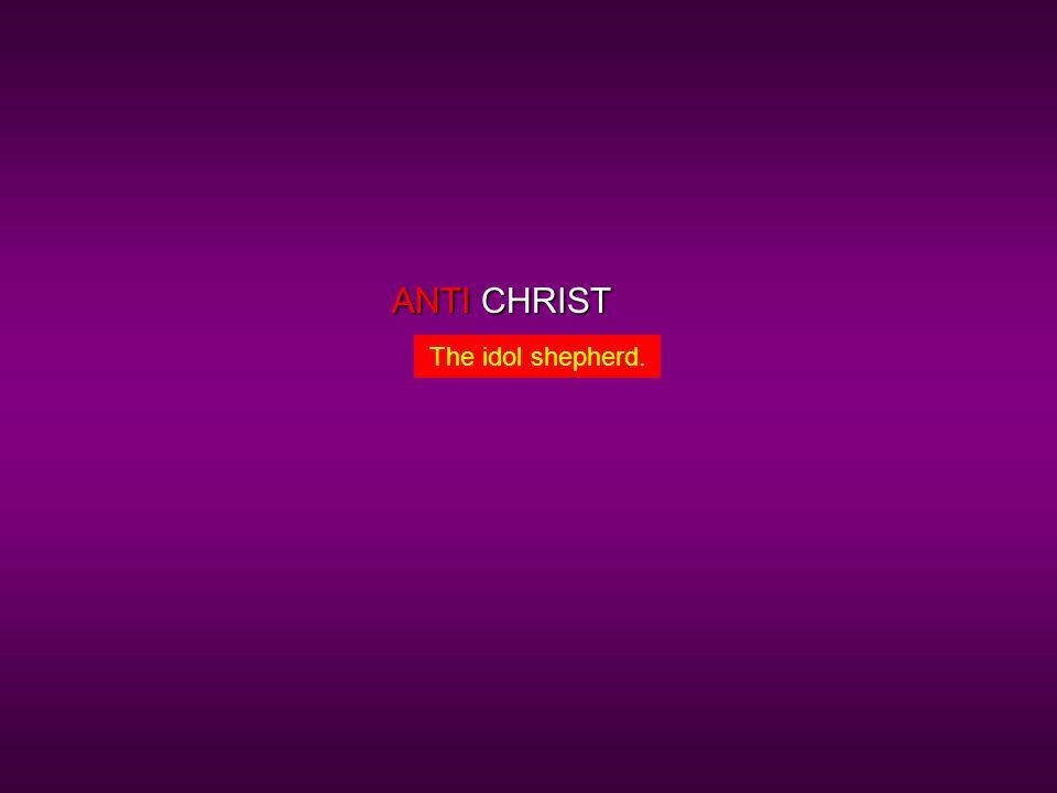 CHRISTANTI The idol shepherd.