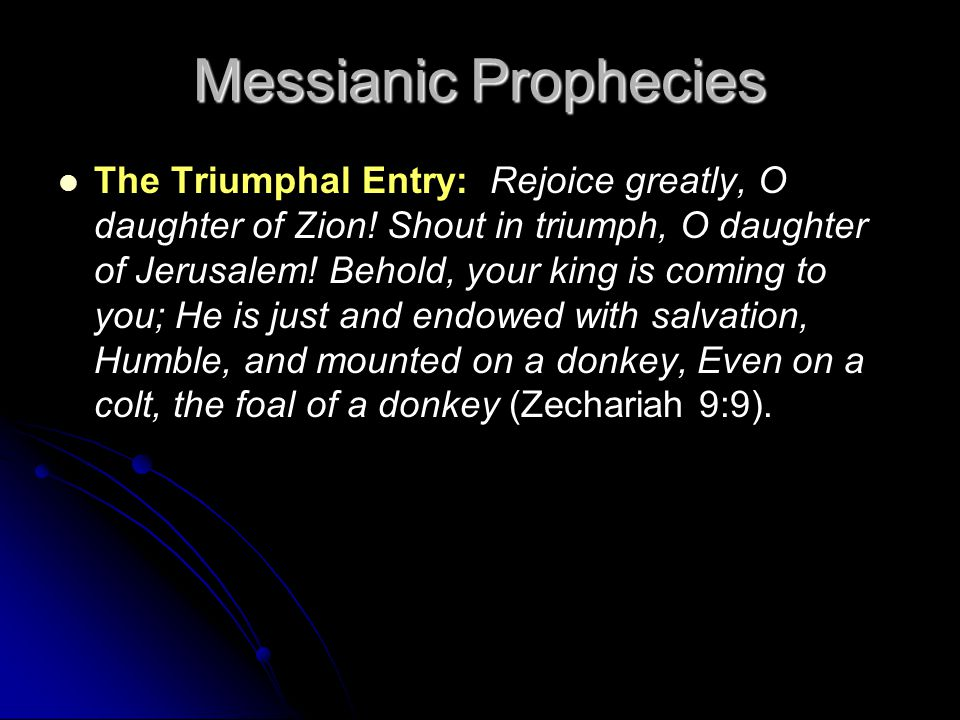 Messianic Prophecies Silver and the Potter s House: And I said to them, If it is good in your sight, give me my wages; but if not, never mind! So they weighed out thirty shekels of silver as my wages.