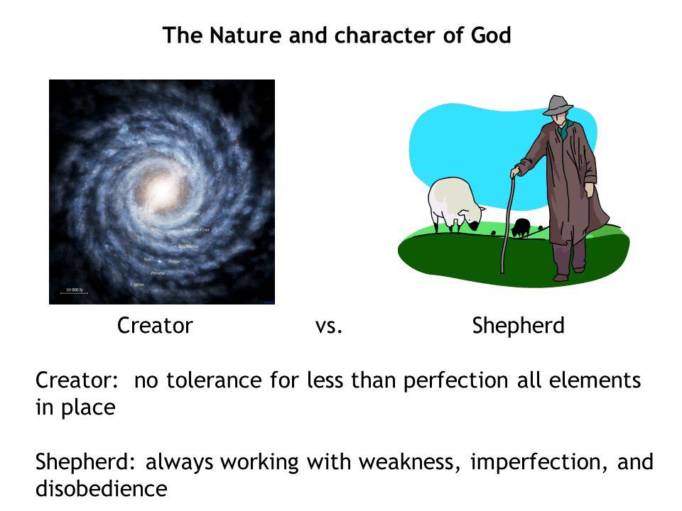 Creator vs.