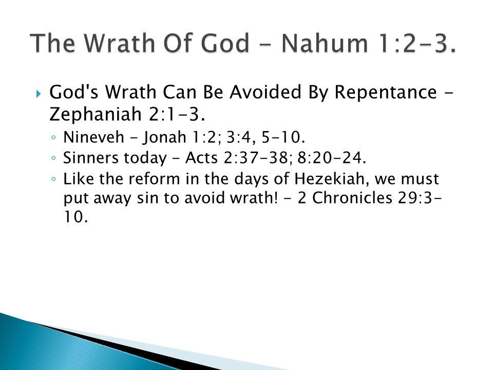  The Sacrifice Of Jesus Appeases The Wrath Of God - Romans 3:23-26; 1 John 2:2.