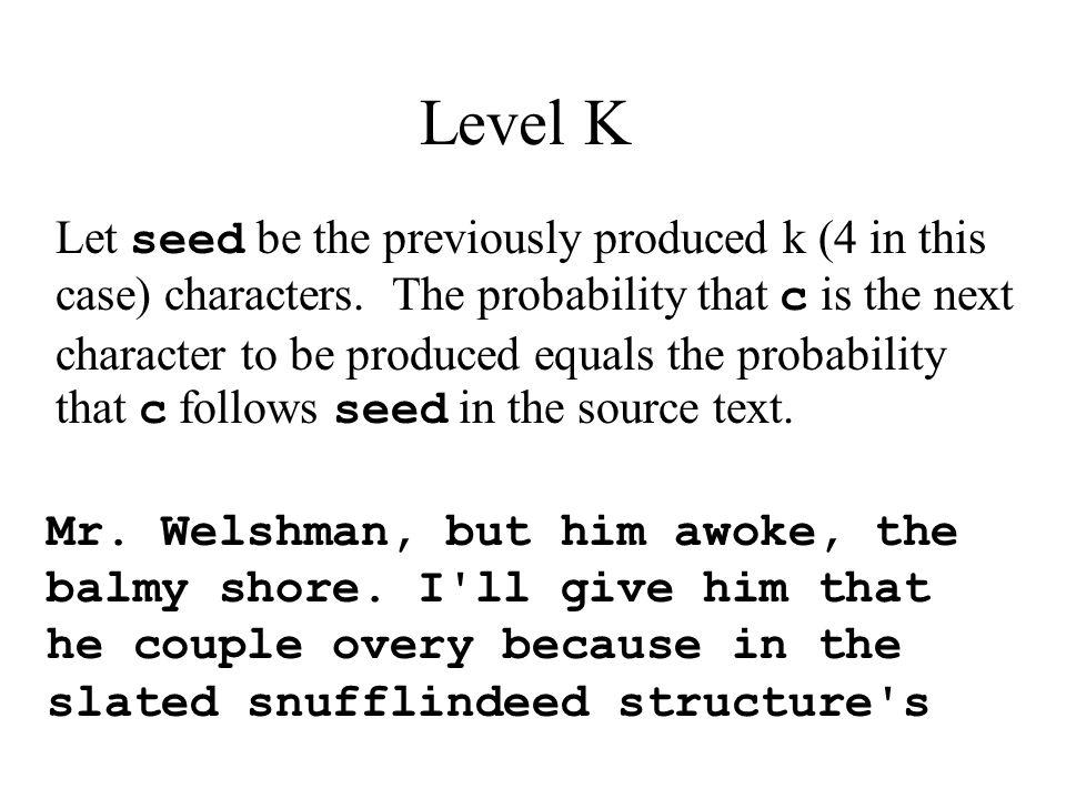 Level K Mr. Welshman, but him awoke, the balmy shore.