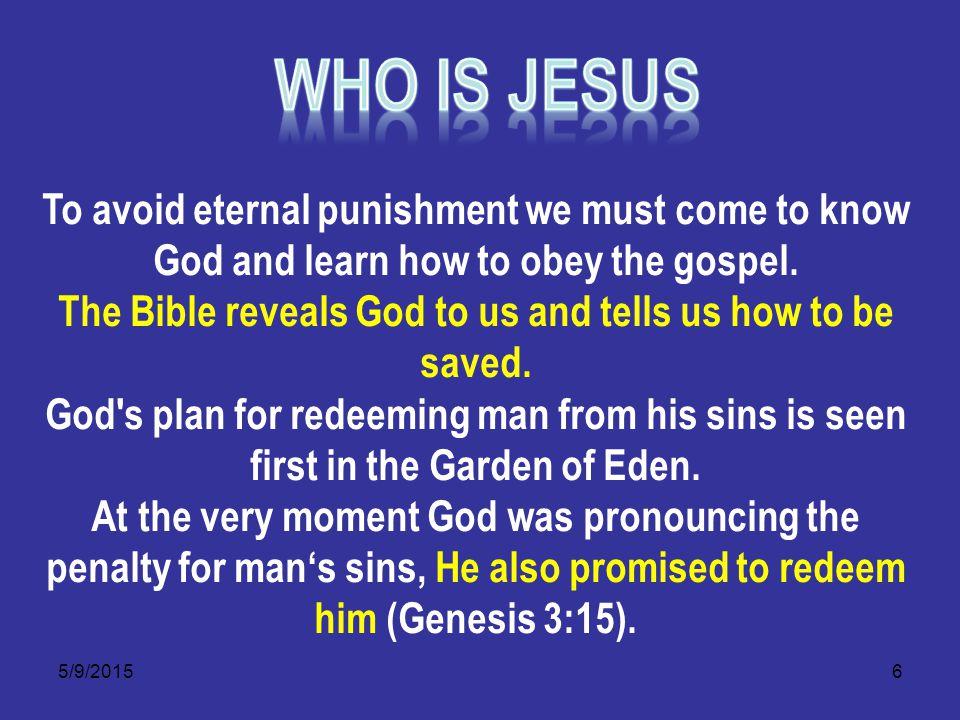 5/9/201517 HIS PRE-EXISTENCE Jesus said unto them, Verily, verily, I say unto you, Before Abraham was, I am.
