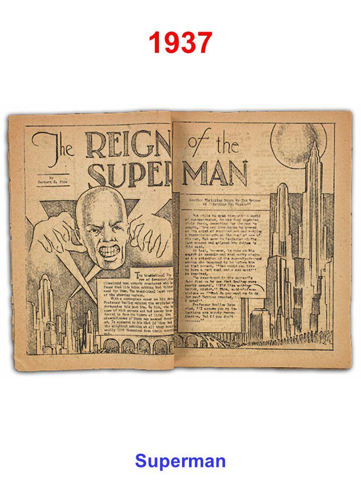 1937 Superman