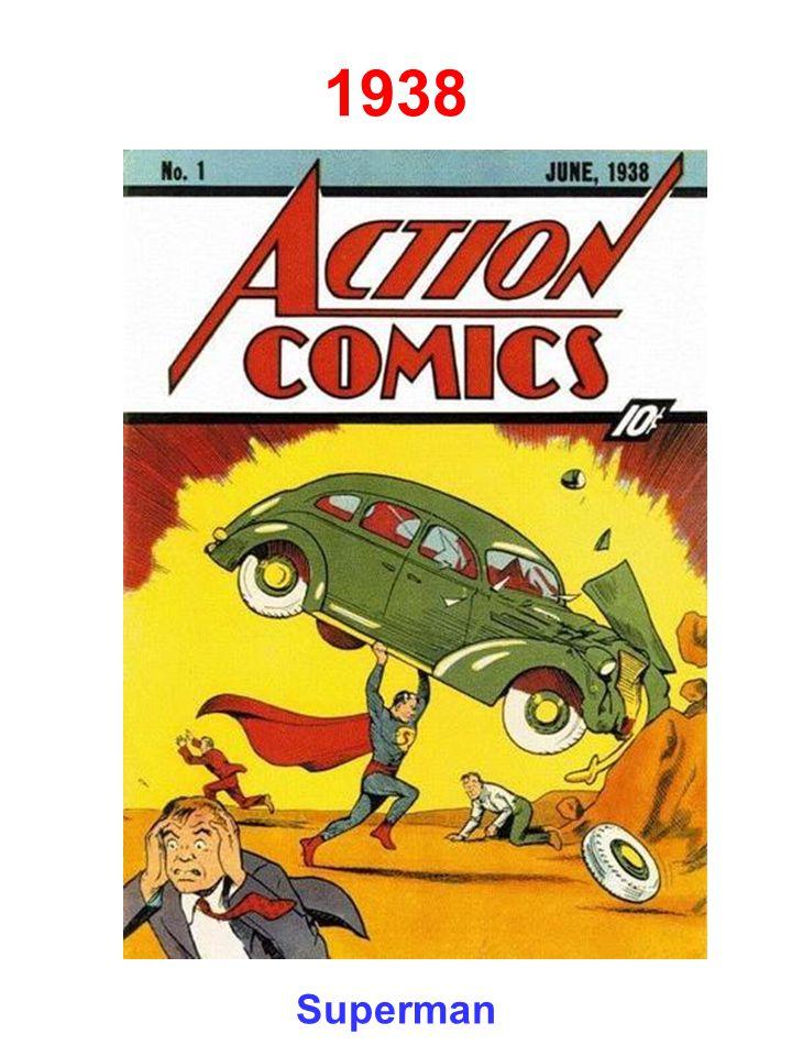 1938 Superman