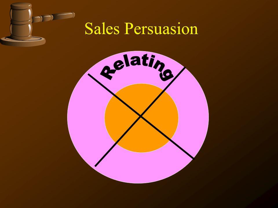 Sales Persuasion