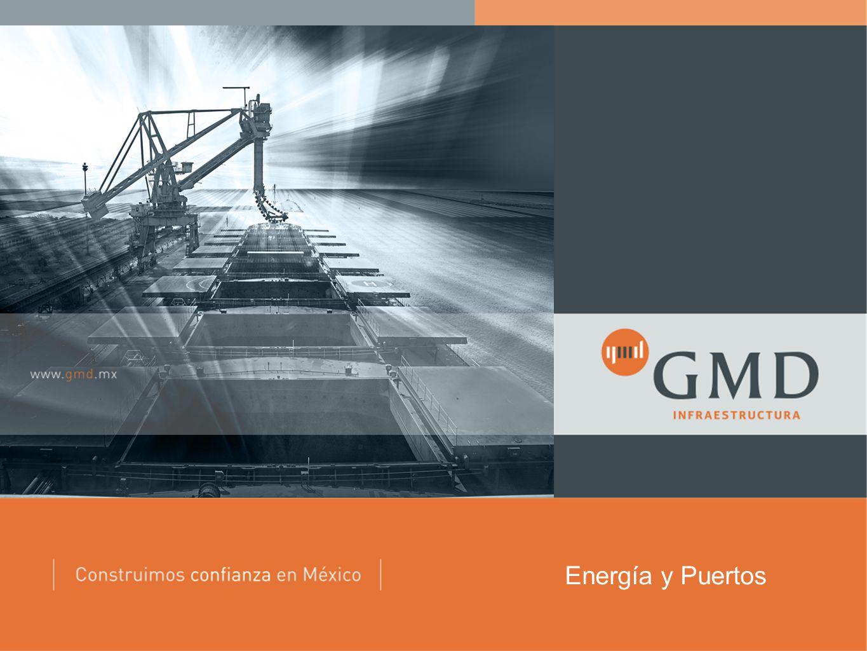 Energía y Puertos