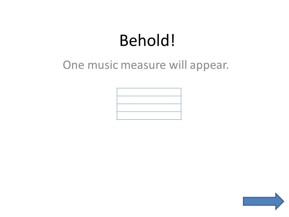 Behold: Inch markings will appear.