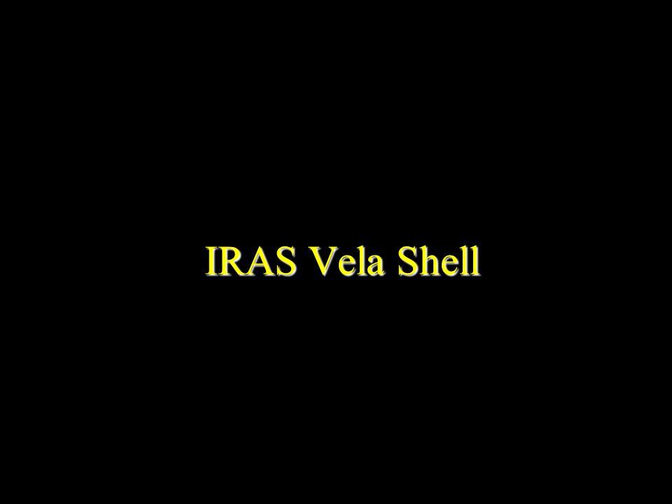 IRAS Vela Shell