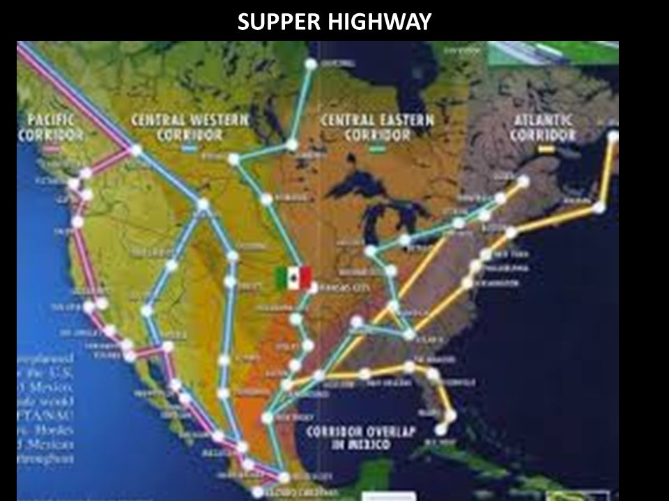 SUPPER HIGHWAY