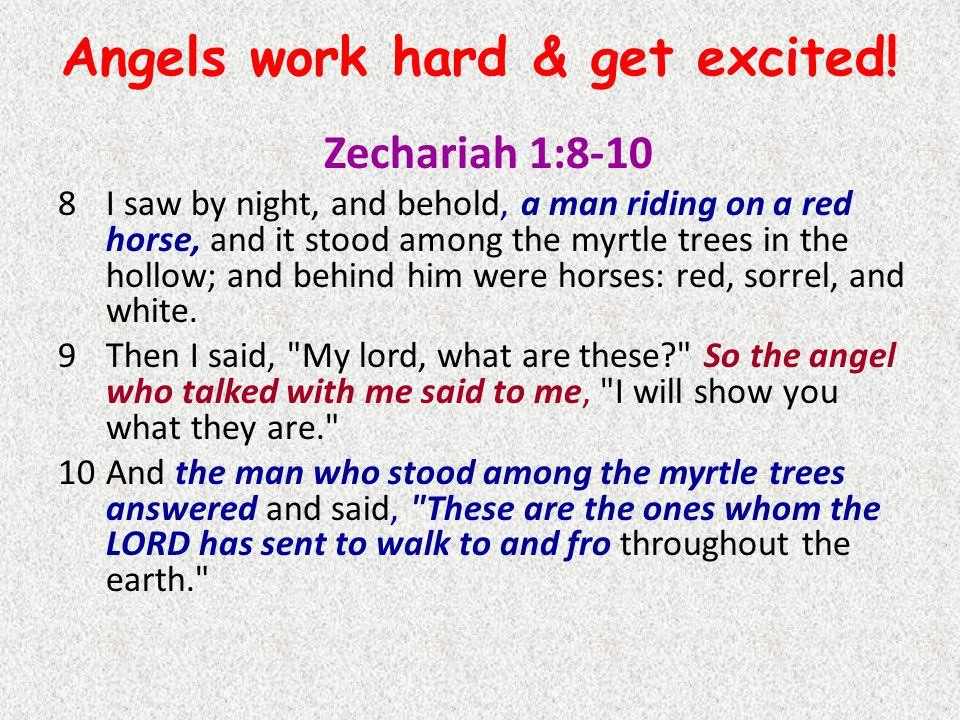 Learn to Trust God like Angels do Let them grow the faith of Jesus Christ in You