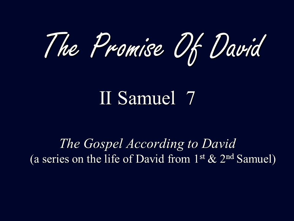 Act 2:30 David, being therefore a prophet, and knowing that God had sworn with an oath to him that he would set one of his descendants on his throne, 31 he foresaw and spoke about the resurrection of the Christ,