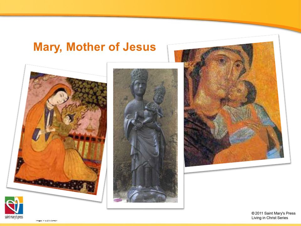 Mary, Mother of Jesus Images in public domain