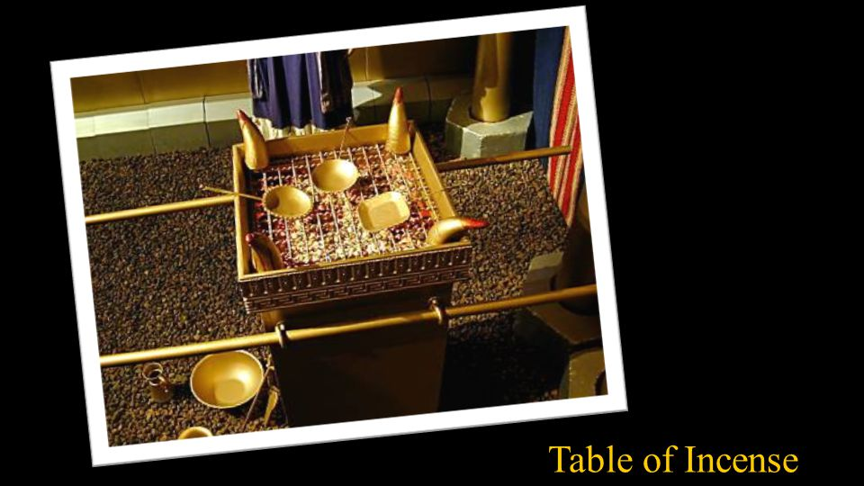 Table of Incense