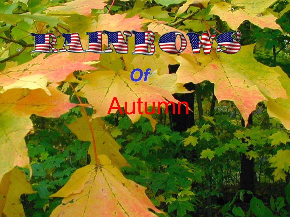 Of Autumn