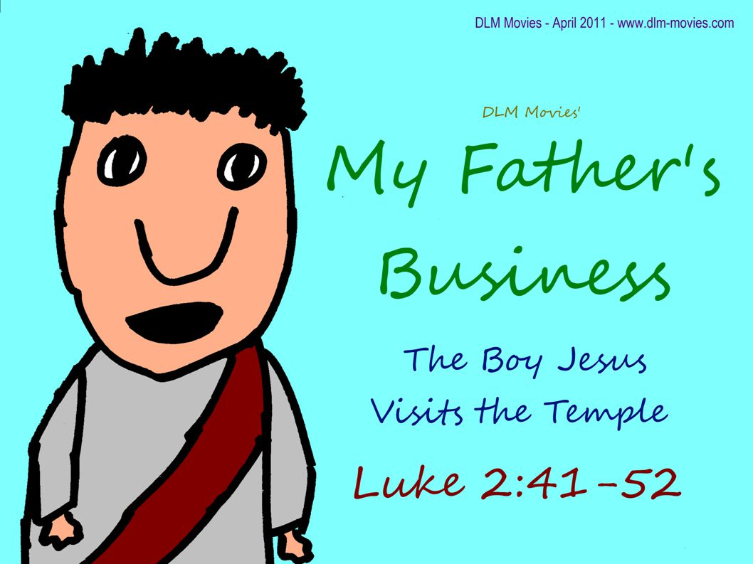41 Now his parents went to Jerusalem every year at the feast of the passover.