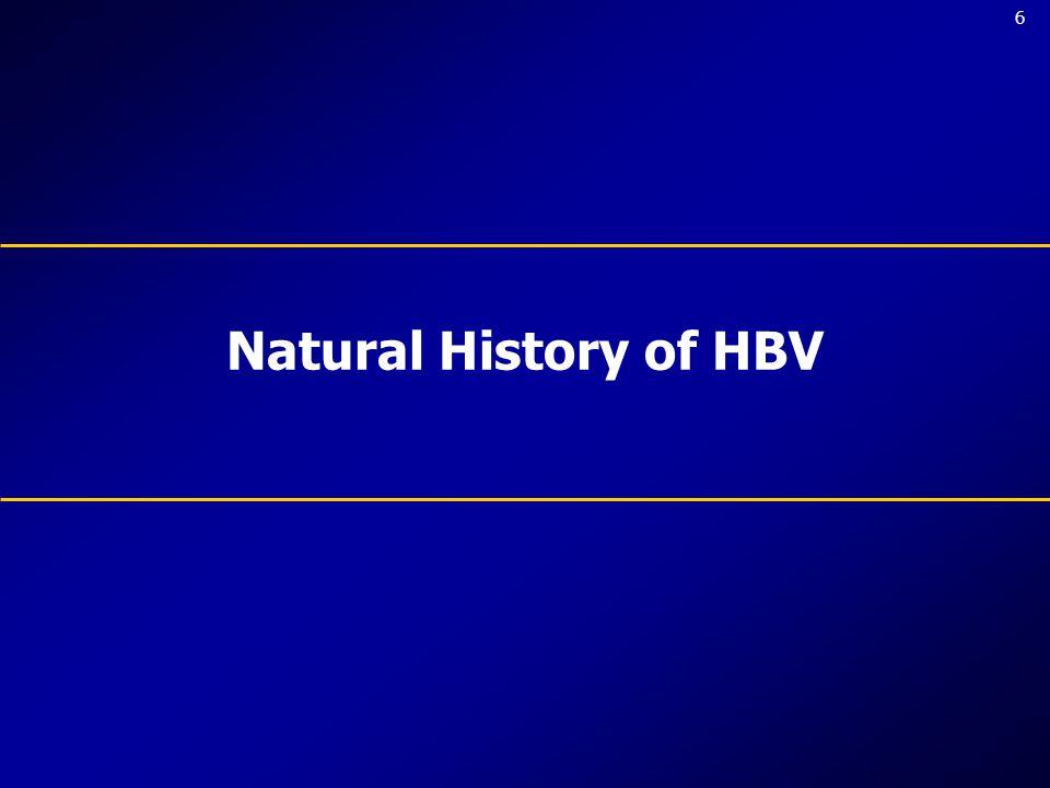 6 Natural History of HBV